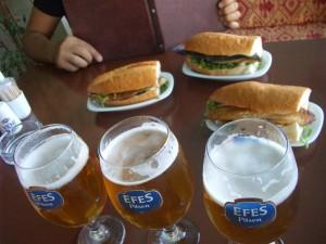 Balık Ekmek ve Bira