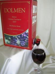 Dolmen Torba Şarap