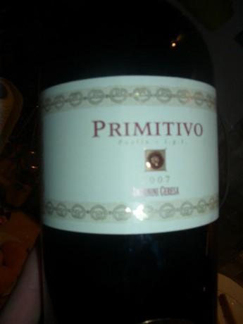 Antonini Ceresa Primitivo Di Puglia