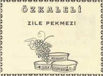 Özkaleli Zike Pekmezi