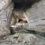 Tulum peyniri saklanan mağaralar...