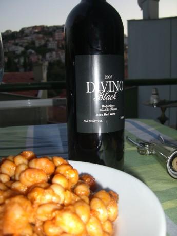 Kuru Fasulye ve Şarap