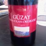 Yenidoğuş Şarapçılık - Güzay Karaoğlan-Öküzgözü