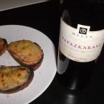 Melen Papazkarası - Yanık ekmek eşliğinde :)