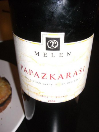 Melen Papazkarası