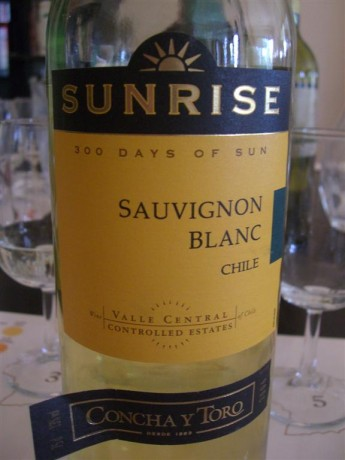 Concha Y Toro Sunrise Sauvignon Blanc 2006