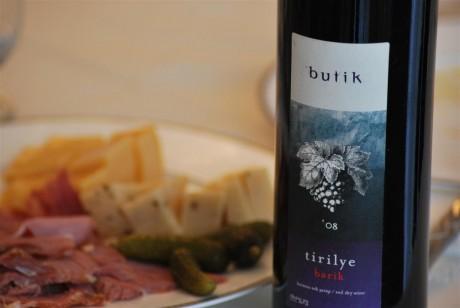 Baküs Şarapçılık Butik Tirilye Barik 2008