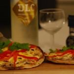 Bazlamadan Pizzaya