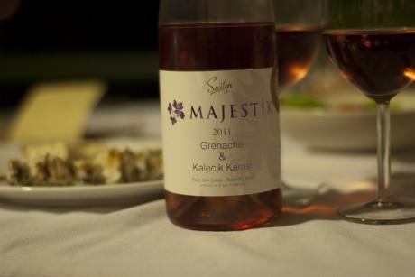 Majestik Kalecik Karasi - Grenache 2011